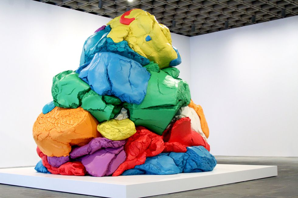 Jeff Koons, 'Play Doh' (1994-2014).