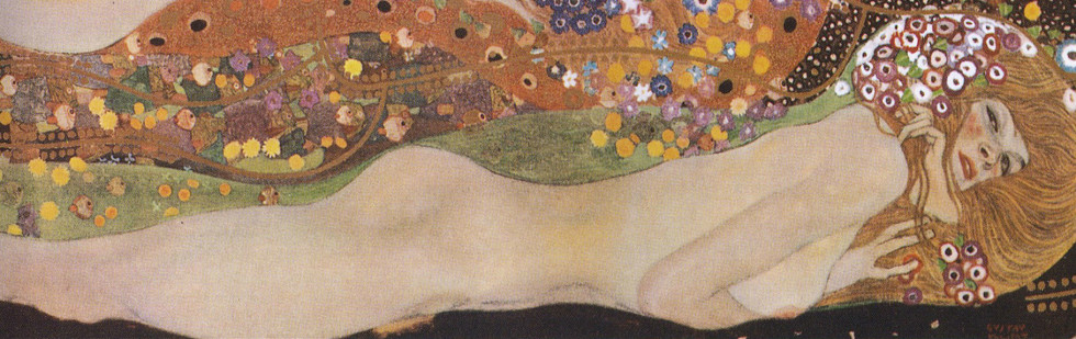 water-serpents-klimt